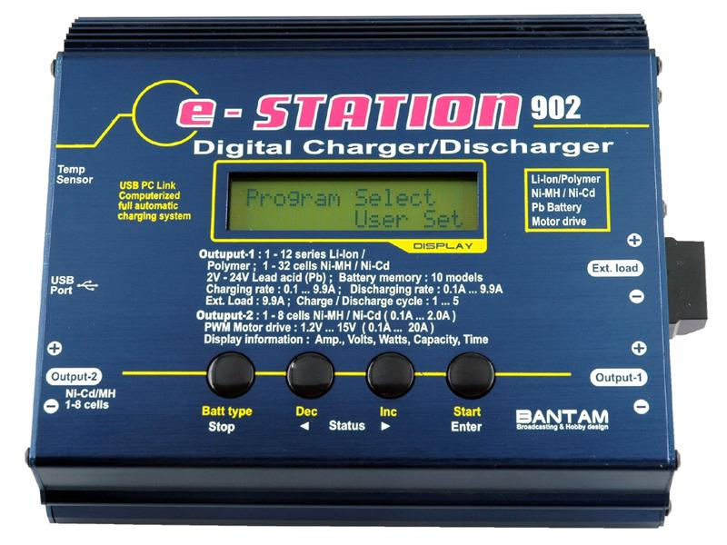 Bantam eStation