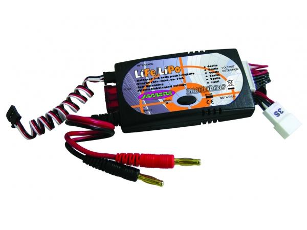 Jamara Intelli Balancer  LiPo/LiFe mit Interface-Kabel