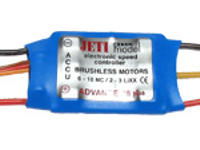 Jeti ADVANCE 08 BEC plus 6-10NiXx, 2-3Lipo - Brushless Regler