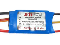 Jeti ADVANCE 12 BEC plus 6-10NiXx, 2-3Lipo - Brushless Regler