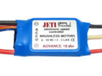 Jeti ADVANCE 18 BEC plus 6-10NiXx, 2-3Lipo - Brushless Regler
