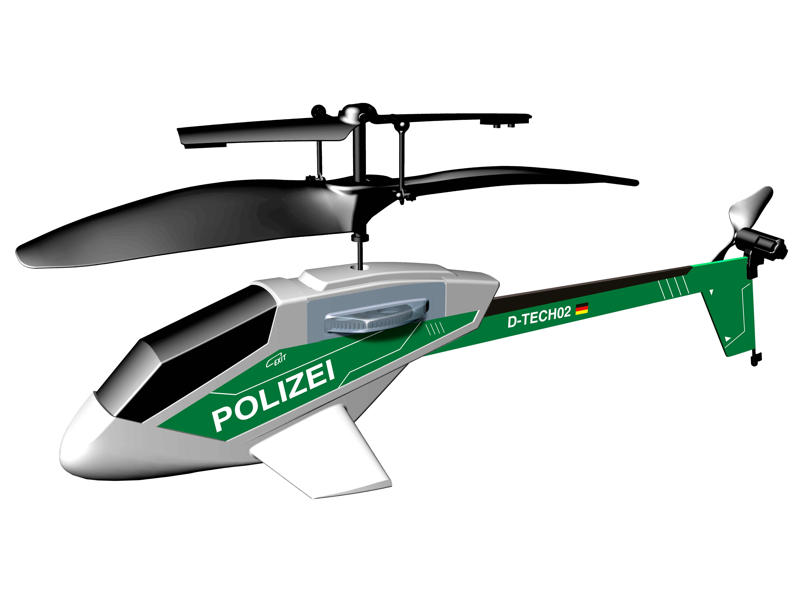 Silverlit X-Rotor PicooZ Polizei-Version